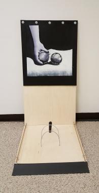 Haptic Croquet